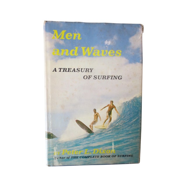 Image of Men and Waves: A Treasury of Surfing, Book