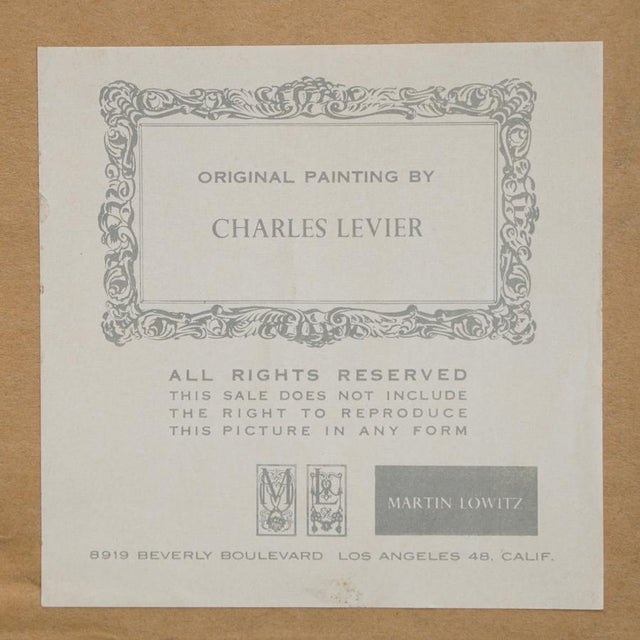"""Charles Levier """"untitled"""" - Image 6 of 6"""