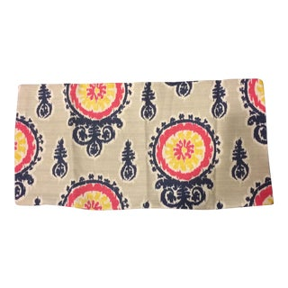 Moroccan Ikat Pillow Cover