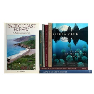 Parks & Scenery of North America Books - Set of 8