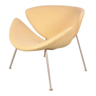 """First Edition """"Orange Slice"""" Chair by Pierre Paulin for Artifort, 1950s"""