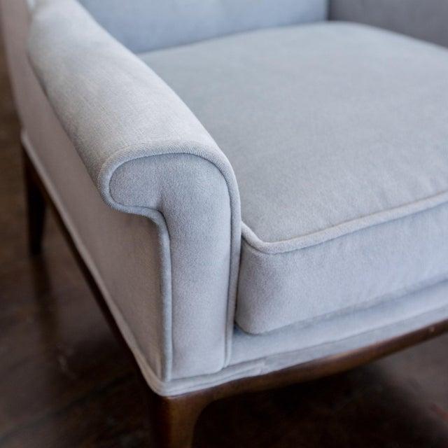 T.H. Robsjohn-Gibbings Highback Chair for Widdicomb - Image 8 of 8