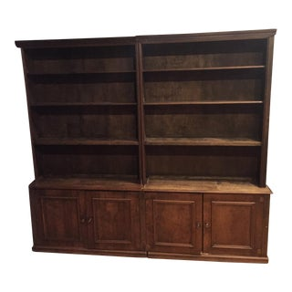 Antique Traditional Display Cabinet