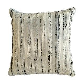 Hand Woven Stripe Pillow