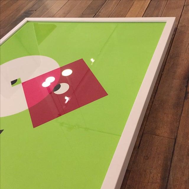 Modern Polish Design Print- Print Only, No Frame - Image 3 of 4
