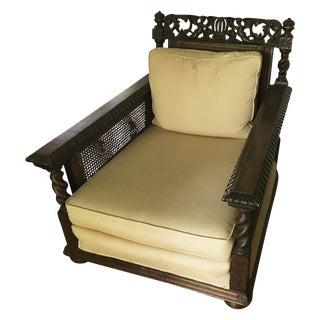 British Colonial Chair