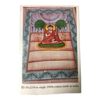Cotton Buddha Table Cloth