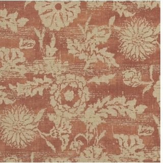 Ralph Lauren Sonoran Linen Floral Fabric - 5 Yards