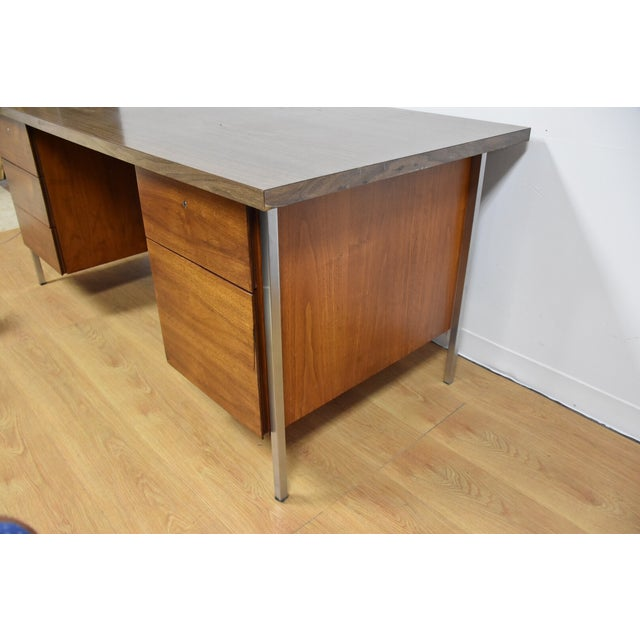 Knoll Office Desk - Image 5 of 11