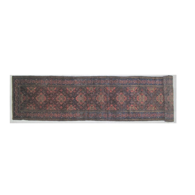 "Leon Banilivi Persian Runner - 19'5"" X 3'2' - Image 1 of 4"