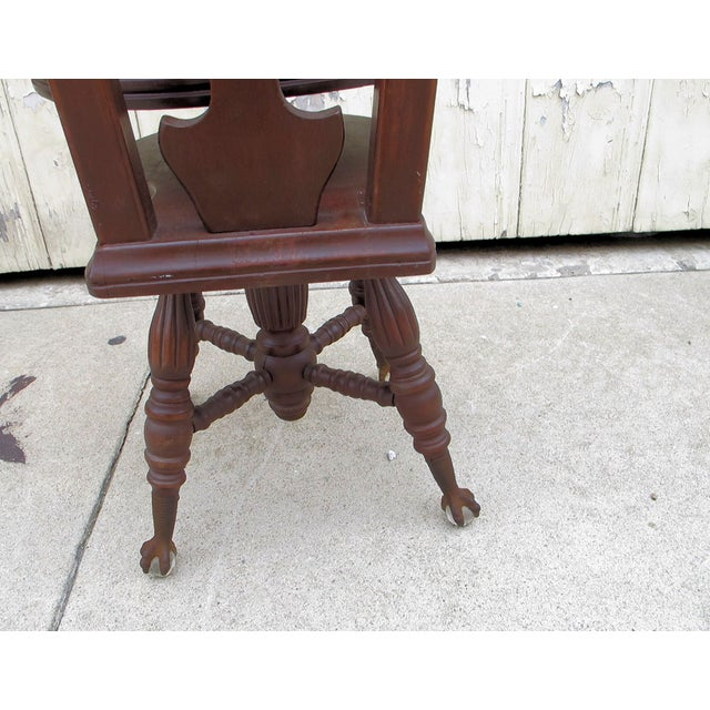 Image of Civil War Piano Chair
