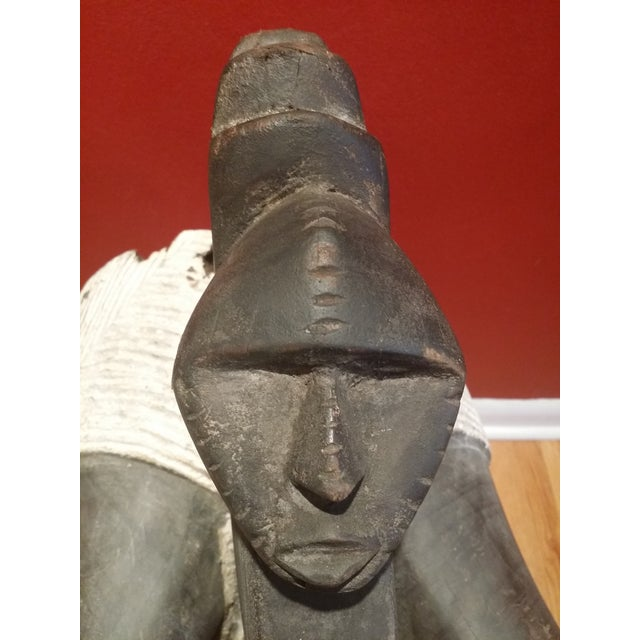 Image of Vintage African Primitive Songye Mask