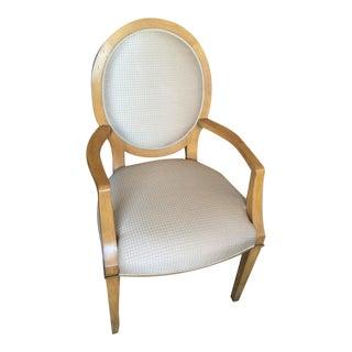 Nancy Corzine Arm Chair