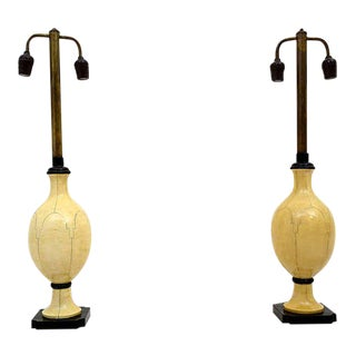 Christian Fersen Table Lamps, Hollywood Regency Era