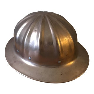 FibreWare Aluminum Hard Hat