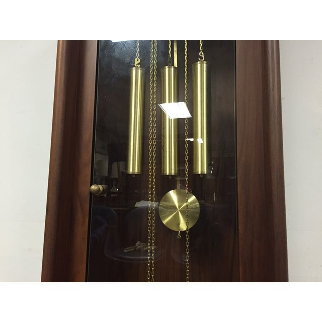 Danish Modern Grandfather Clock - Image 8 of 8