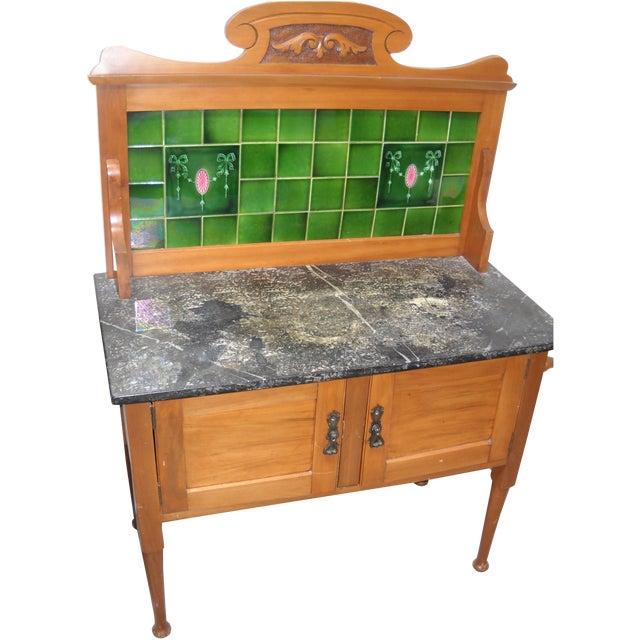 Antique Dry Sink - Image 1 of 4