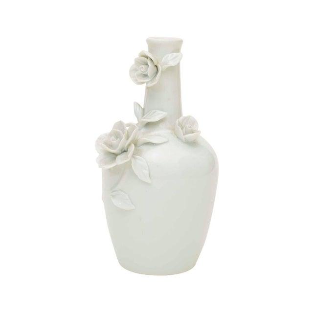 Small Floral Ceramic Vase