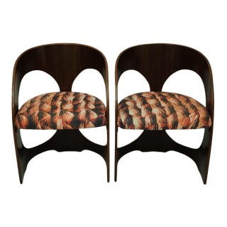Hugo Style Chairs- A Pair