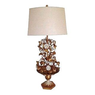 1950s Italian Urn Lamp