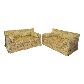 Pair of Love Seats by Century Furniture