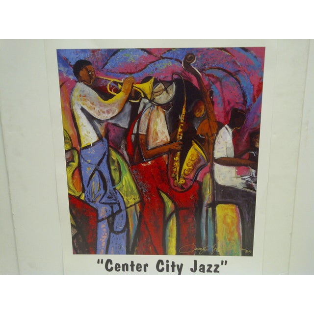 1997 Center City Jazz Poster - Image 3 of 6