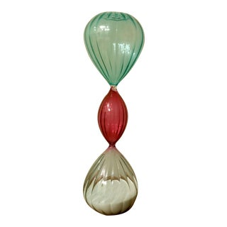 Handblown Glass Sand Timer