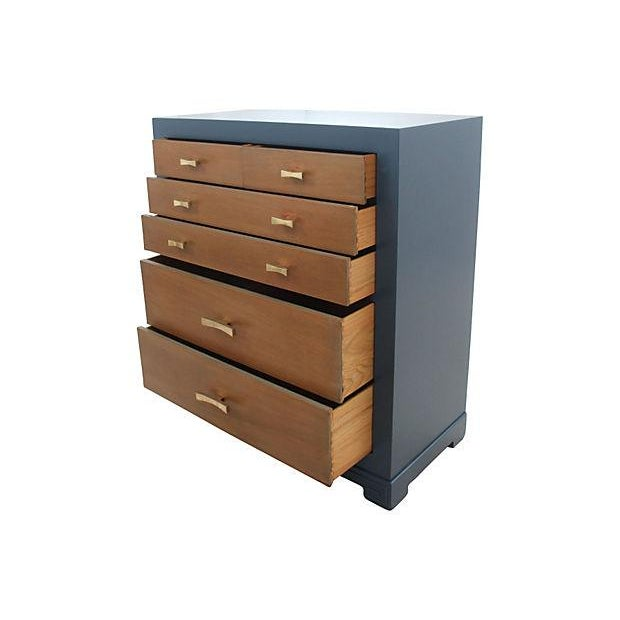 Image of Vanleigh of New York Painted Chest of Drawers