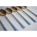 Image of Sterling Demitasse Spoons - Set of 6