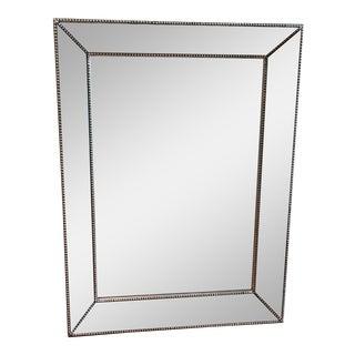 Restoration Hardware Venetian Beaded Mirror