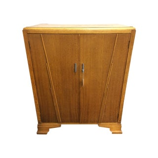 1935 CWS London Small Dresser Cabinet