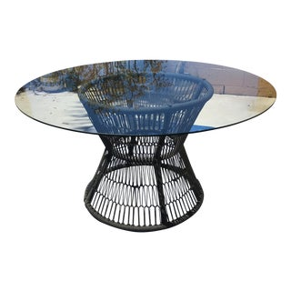 Crate & Barrel Patio Table