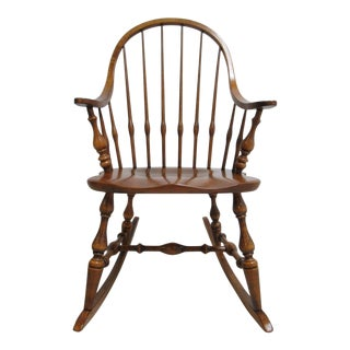 1776 Ethan Allen Rocker Rocking Chair