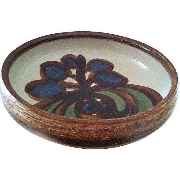 Large Danish Stoneware Bowl - Image 2 of 4