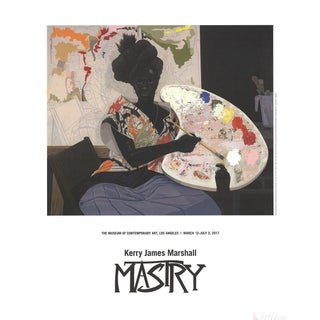 Kerry James Marshall Untitled (2009)-2017 Poster