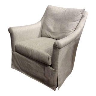 Hickory Chair Jules Dressmaker Swivel Chair