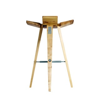 Kitchen Island Stool by Lise Johansson-Pepe