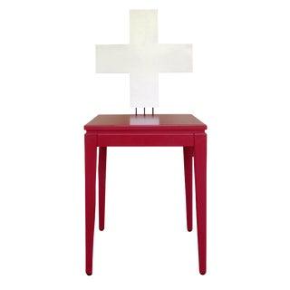Swiss Cross Chair