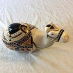 Image of Mid-Century Ceramic Camel Statue