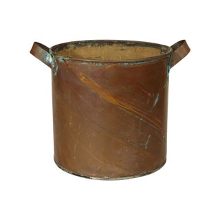 Hand-Forged Cooper Pot