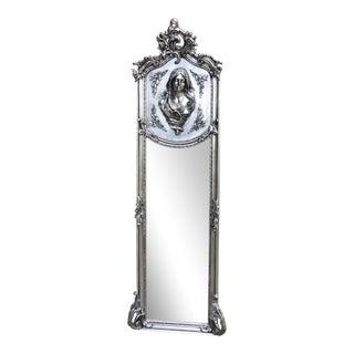 Silver Pier Mirror