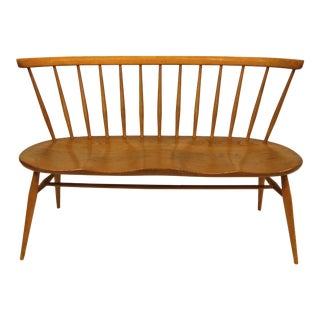 1950's Windsor Loveseat by Lucian Ercolani