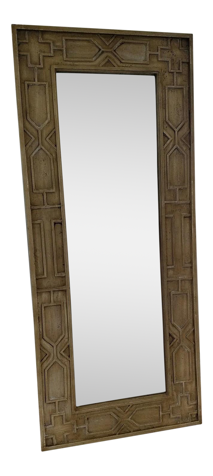 Floor length mirror pottery barn