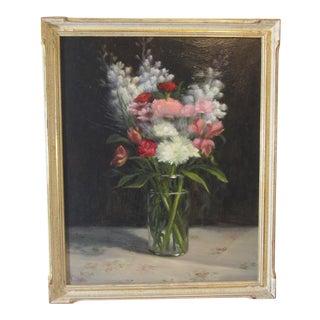 Floral Still Life by Wilkenson
