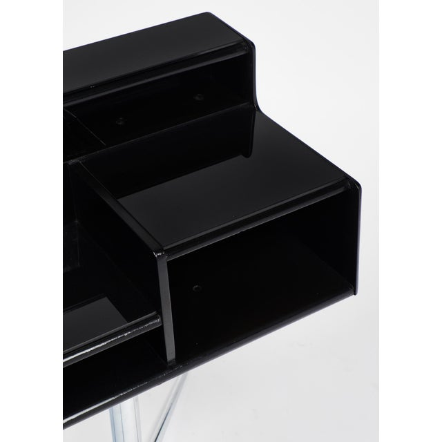 French Mid-Century Modern Telephone Table - Image 9 of 10