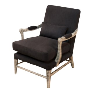 Sarried Ltd Misty Black Palmer Chair