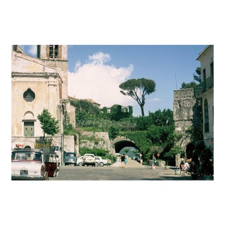 The Ravello Tree Italy Vintage Film Photograph