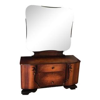 1940s German Art Deco Dresser
