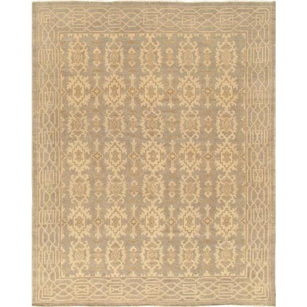 Pasargad Khotan Oriental Wool Area Rug- 6'x9' - Image 1 of 1