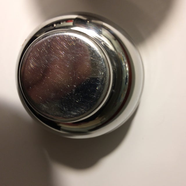 Mid-Century Stainless Steel 24 oz Cocktail Shaker - Image 10 of 10